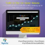 Mehr Webseitenverkehr für Ihren Autohandel im Internet