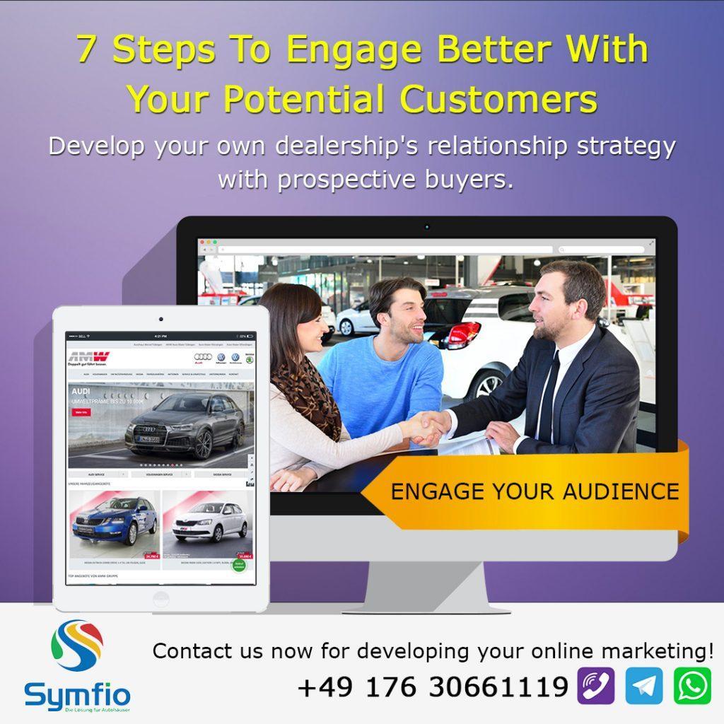 7 Schritte, Mit Denen Sie Den Umgang Mit Ihren Potenziellen Kunden Verbessern