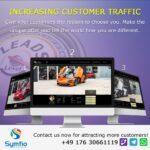 Erhöhung Des Kundenverkehrs