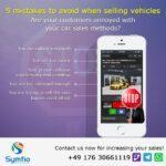 5 Fehler, Die Zu Vermeiden Sind Beim Verkauf Von Fahrzeugen