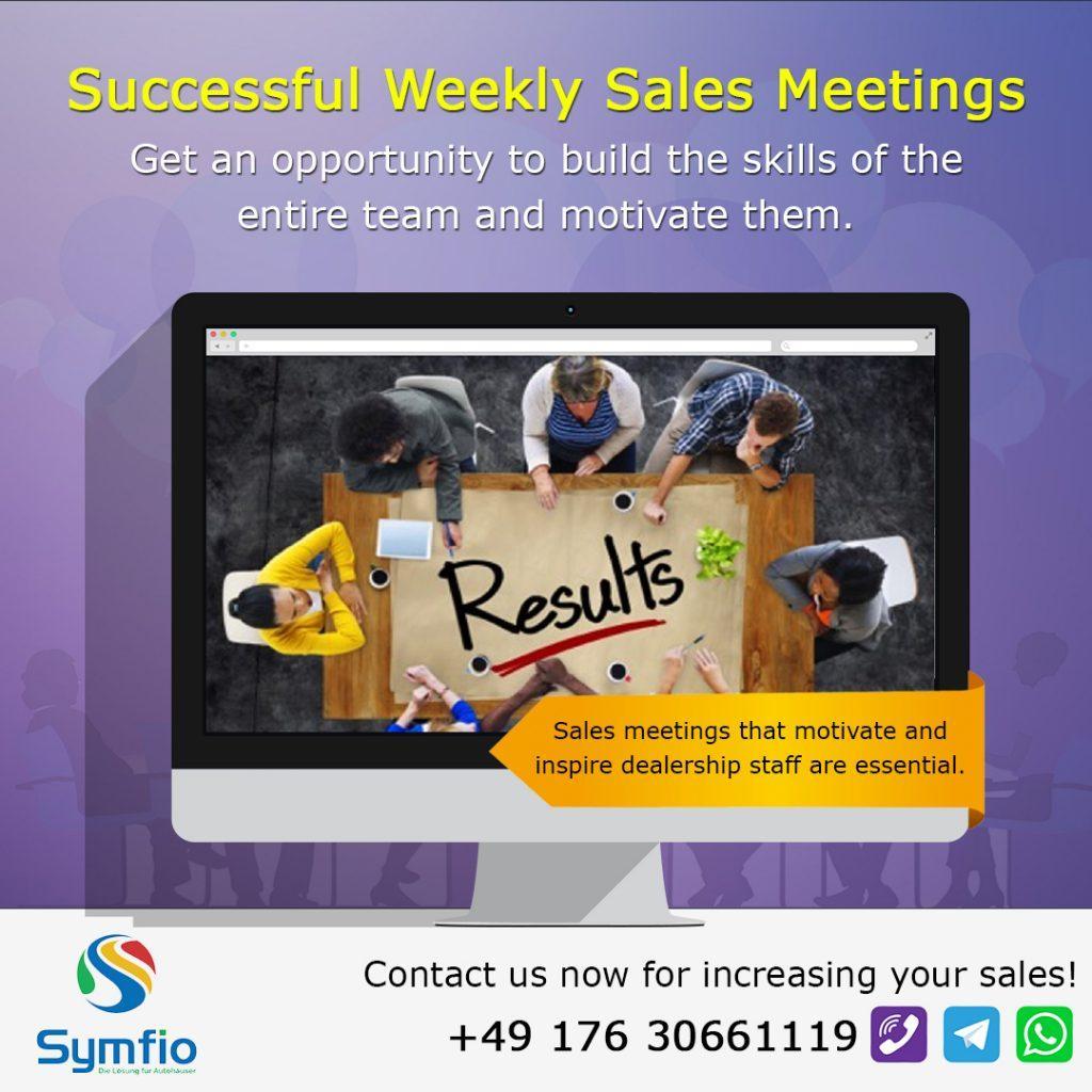 Erfolgreiche Wochenverträge