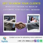 Lernen Sie Ihre Kunden Kennen
