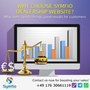 Why Choose Symfio Dealership Website