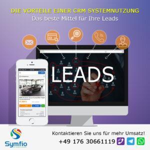 crm system dealership website
