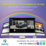 Farbschema für Autohändler Seiten