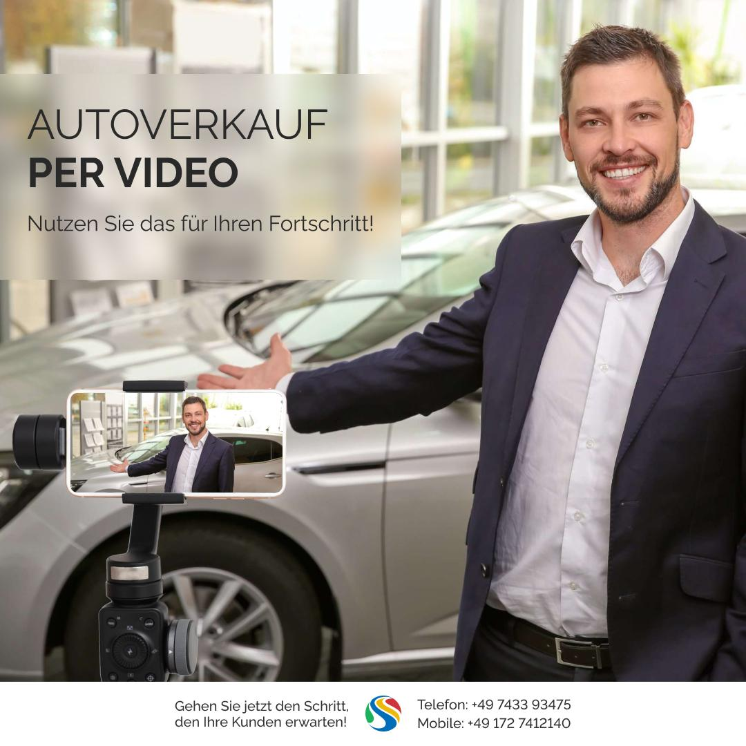 Autoverkauf per Video