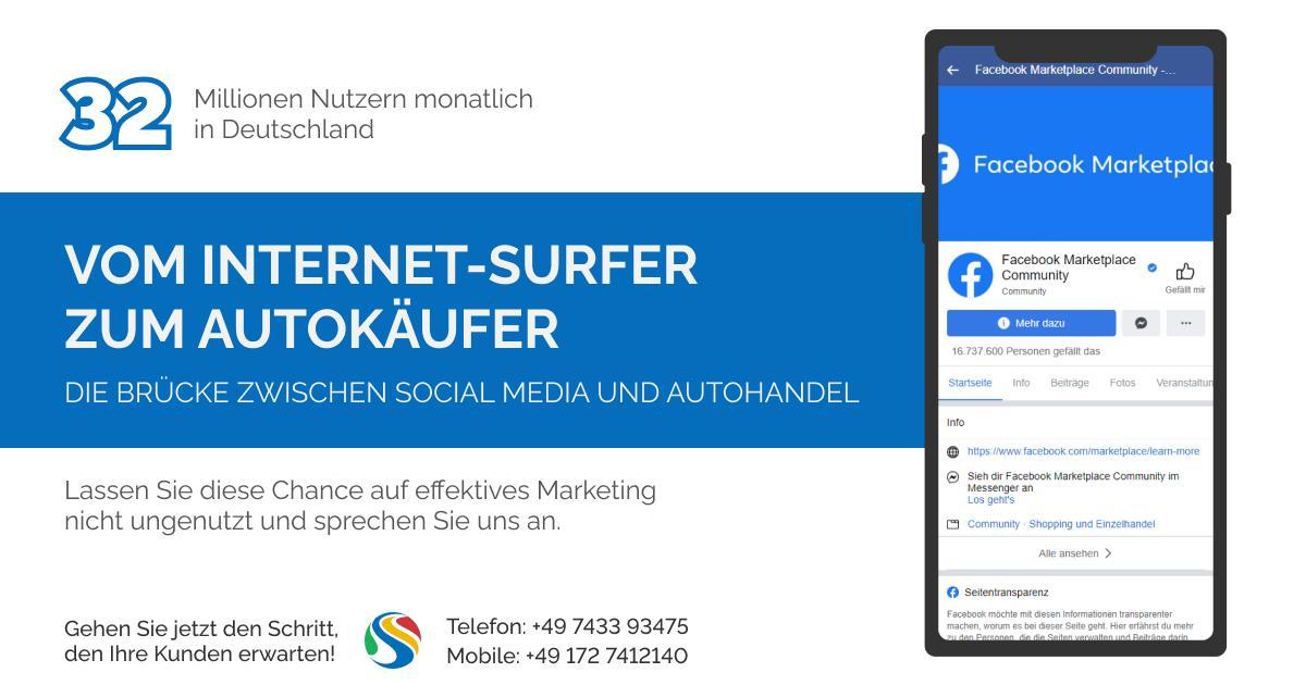 Vom Internet-Surfer zum Autokäufer