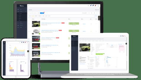 DMS | Symfio - Dealer Management System
