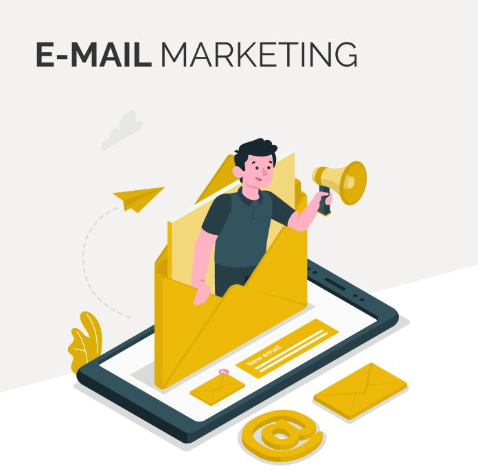 E-Mail Marketing | DMS | Symfio - Dealer Management System