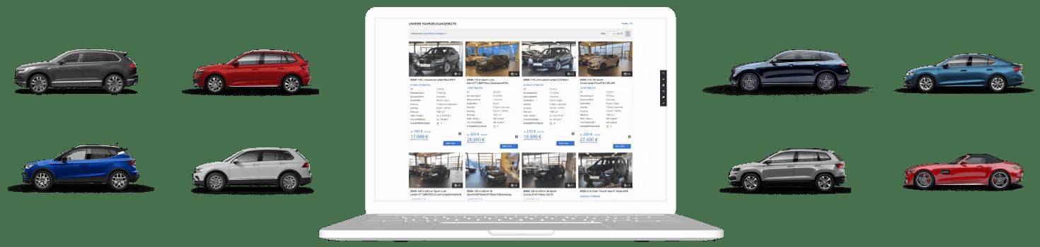 Symfio - Online-Vermarktung im Automobilhandel in Deutschland