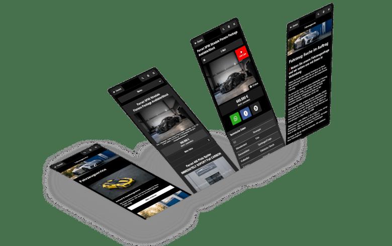 Automotive Passion - Exklusive Fahrzeuge in Halstenbek