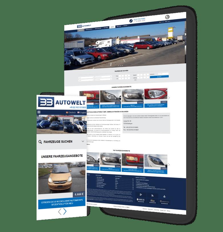 BB-Autowelt Gebrauchtwagenhändler