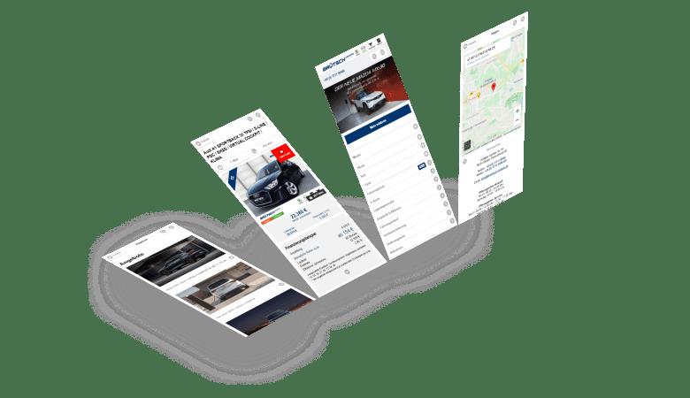 Autohaus Brütsch - Vertragspartner von Skoda, Seat, Cupra und Mazda