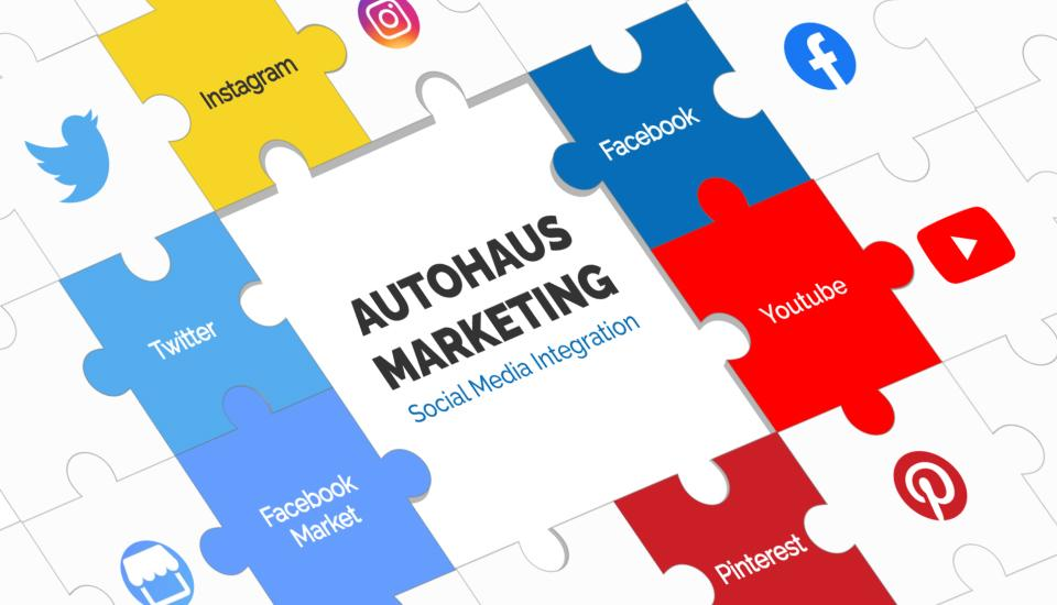 Social Media Marketing | Symfio - Autohändler-Management-System