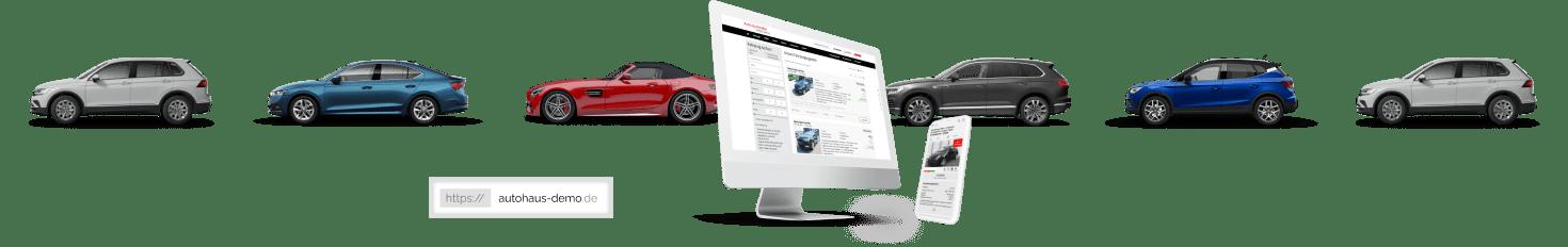 Leistungen | Symfio - Dealer Management System