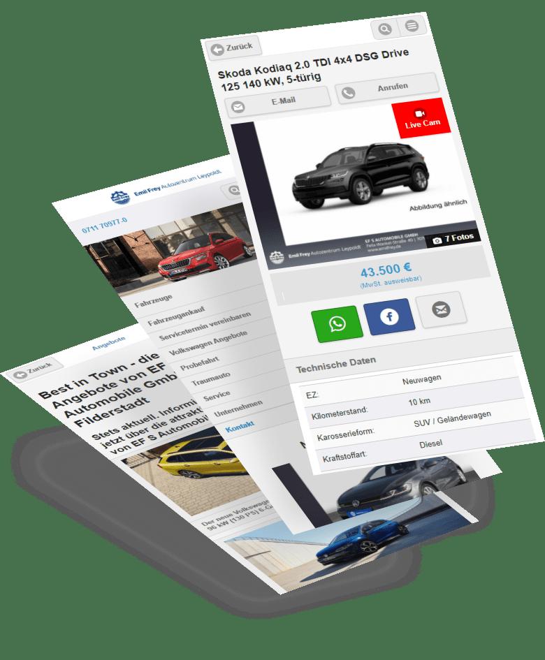 Autozentrum Leypoldt - Vertragspartner für VW und Skoda