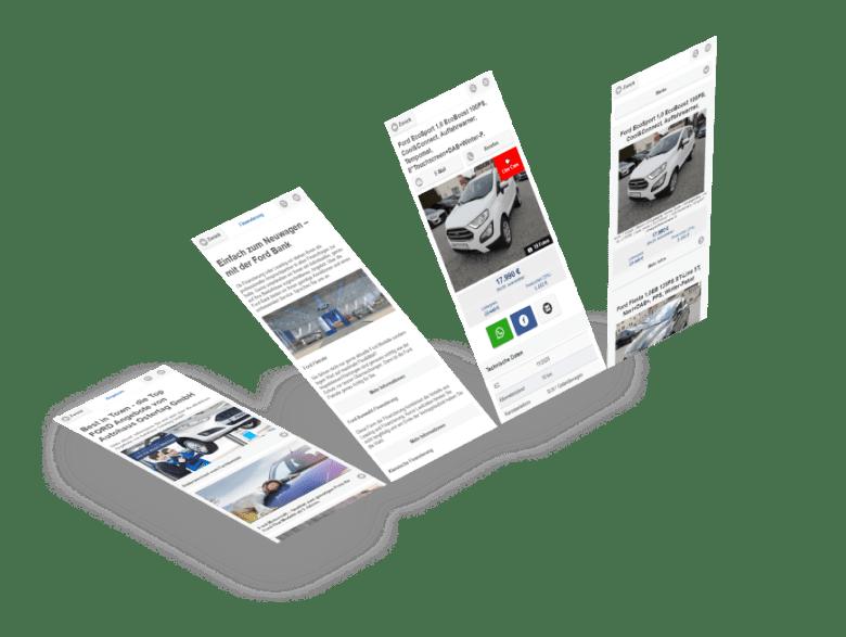 Autohaus Ostertag - Autohändler und Ford-Vertragswerkstatt in Welzheim
