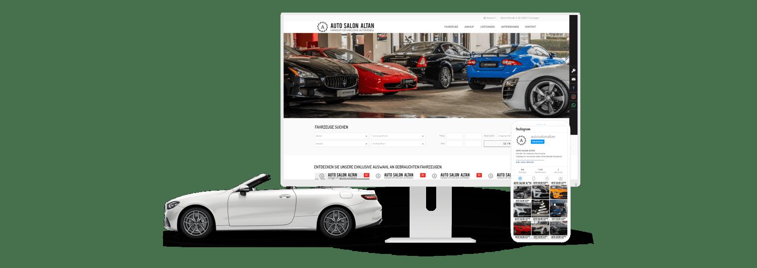 Social Media Marketing   Symfio - Dealer Management System