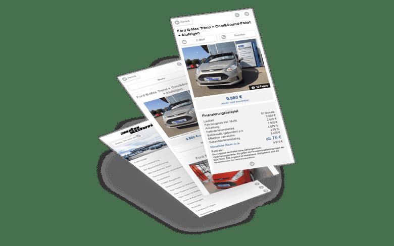 Auto Schmid - Ford Händler und Vertragswerkstätten